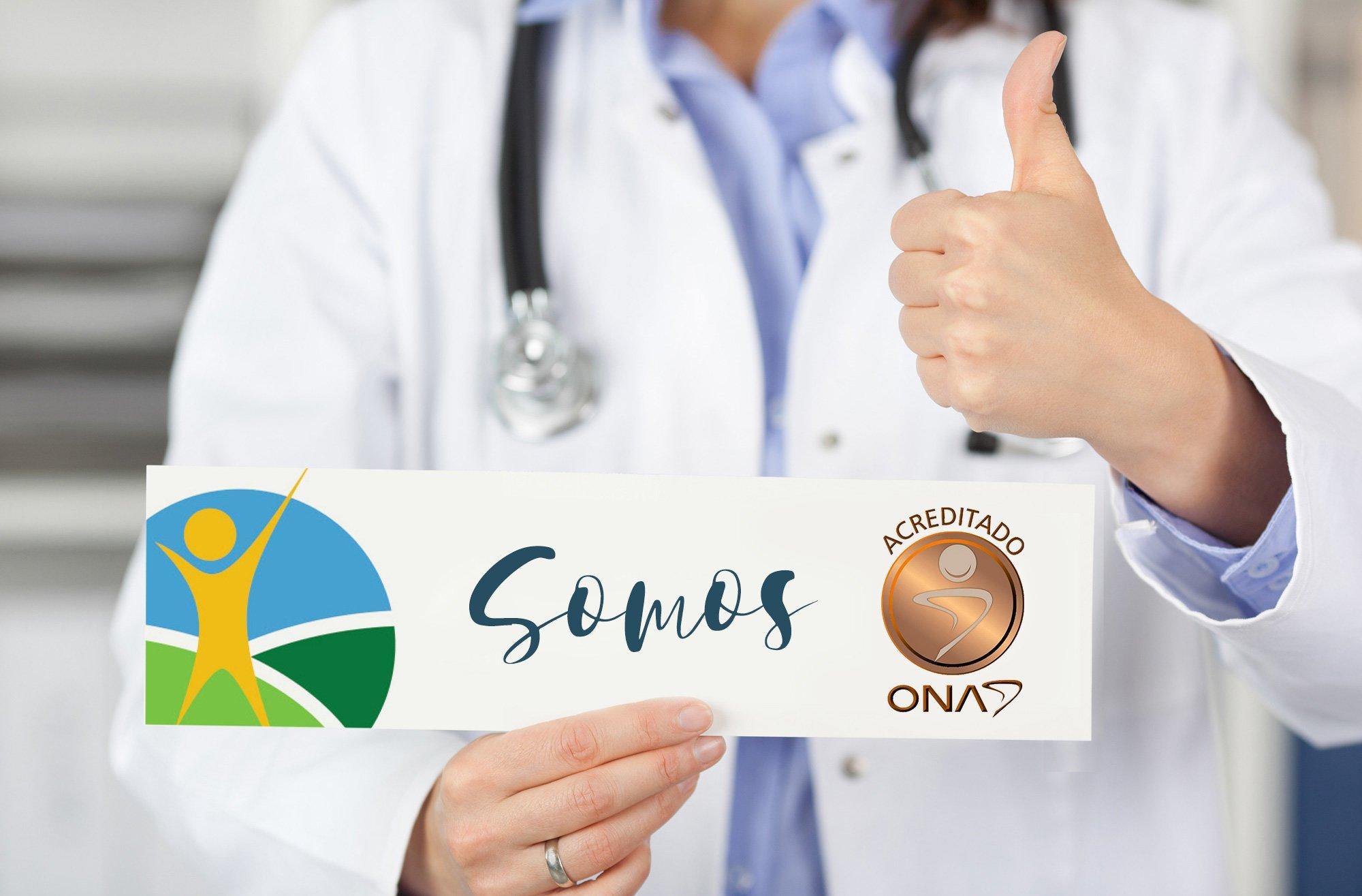 Certificação acreditado ONA