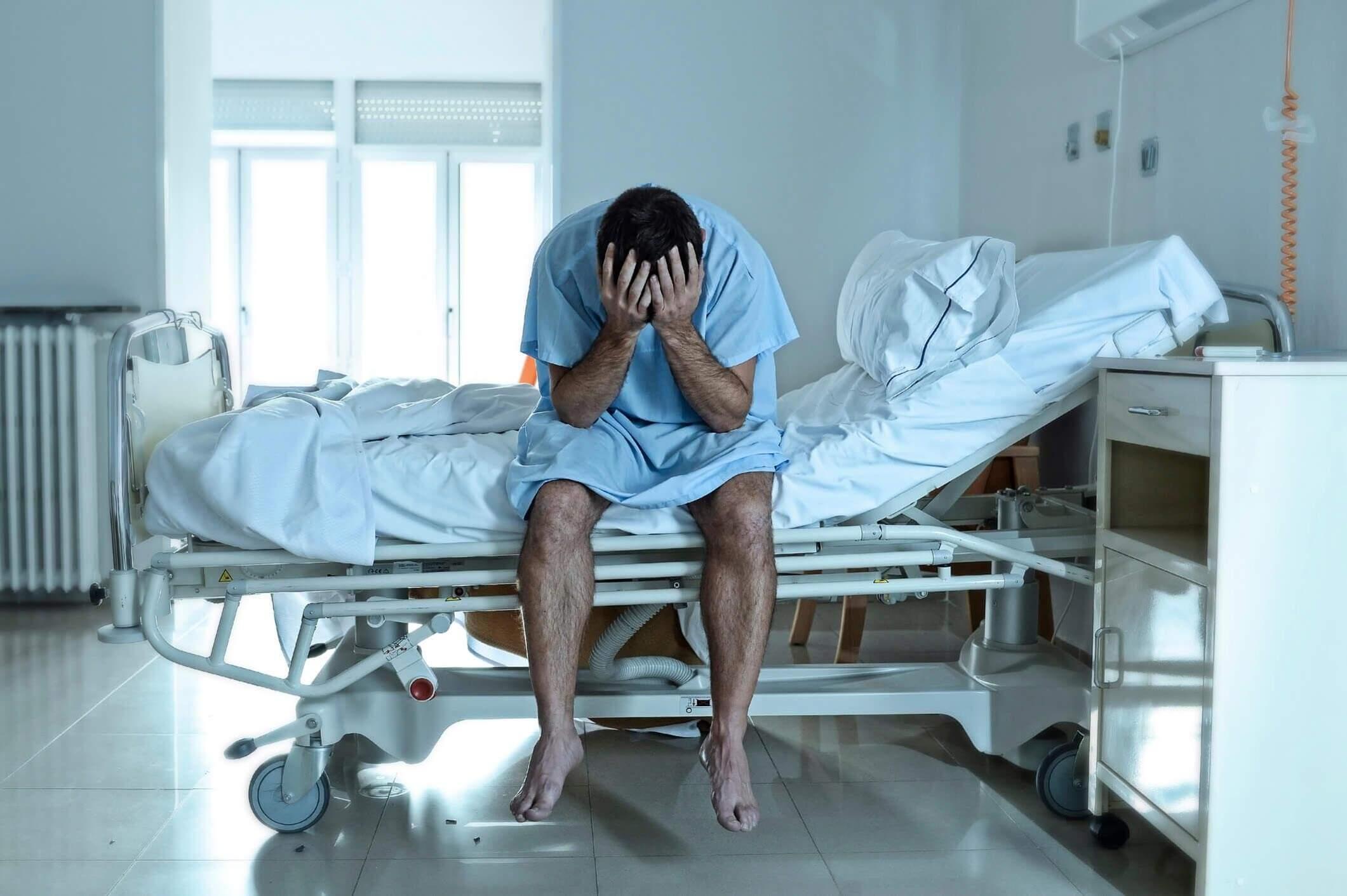 Depressão refratária: como um hospital é a solução quando o tratamento não funciona?