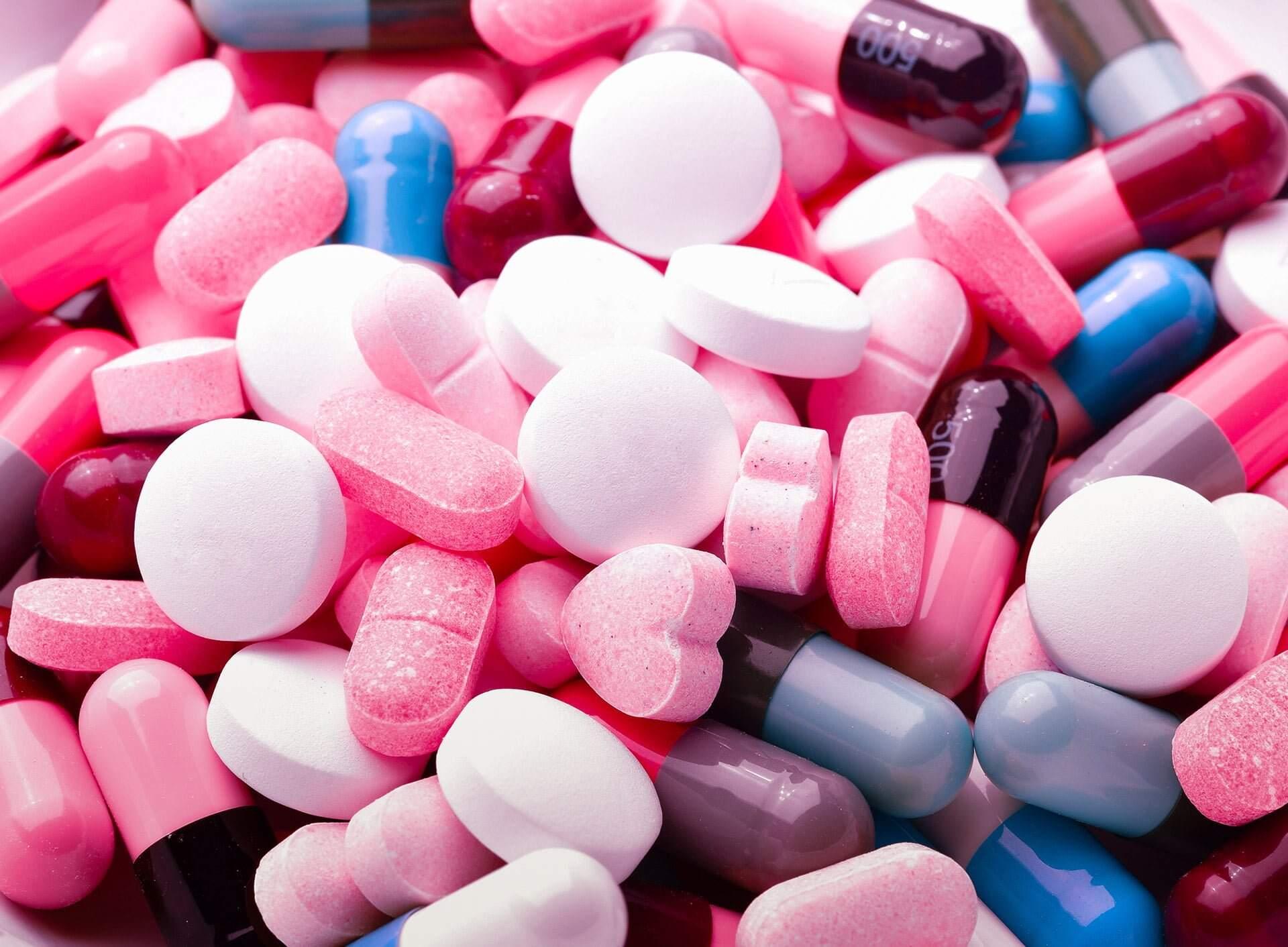 Principais Drogas Recreativas
