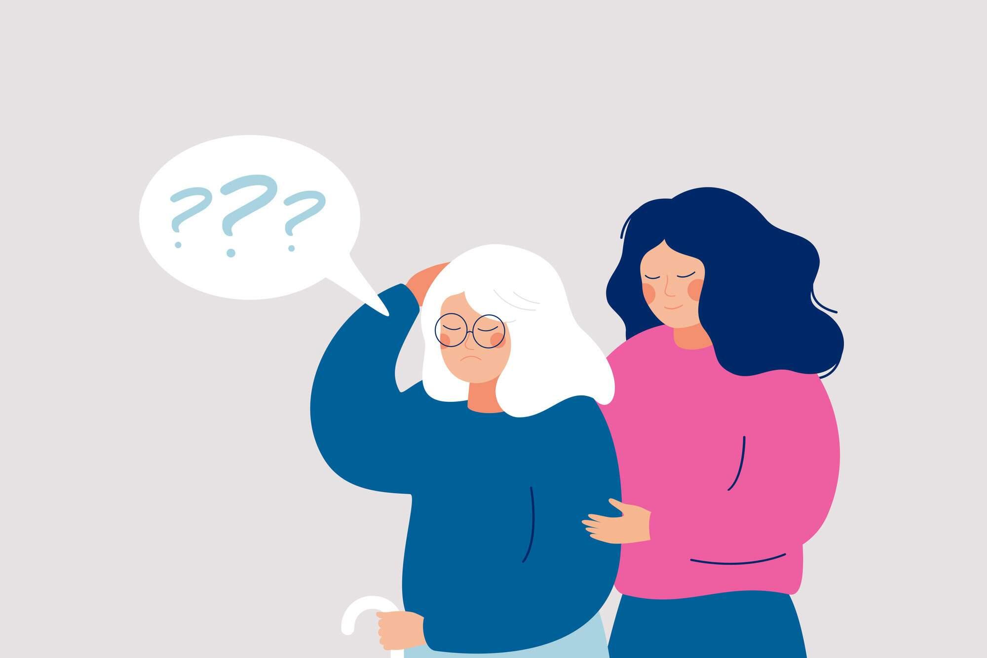 demência na terceira idade quando procurar ajuda